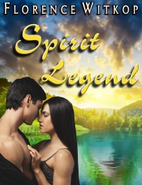 novel... Spirit Legend... cover picture