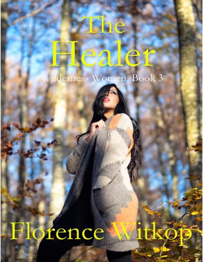 novel the healer cover